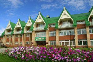Санаторий Ассы Башкортостан