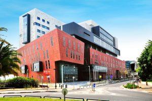 Госпиталь Assuta (Ассута), г. Тель-Авив