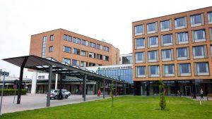 Клиника Асклепиос Санкт-Георг, г. Гамбург