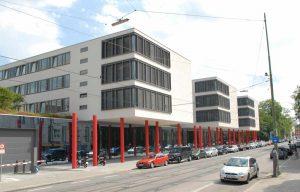 Университетская клиника «Рехтс Дер Изар» г. Мюнхена