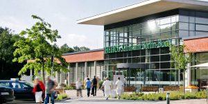 Клиника Хелиос Берлин-Бух, г. Берлин