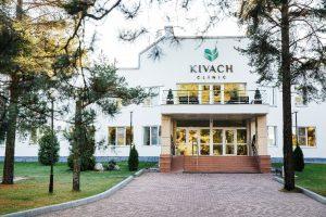 санаторий и клиника Кивач Карелия