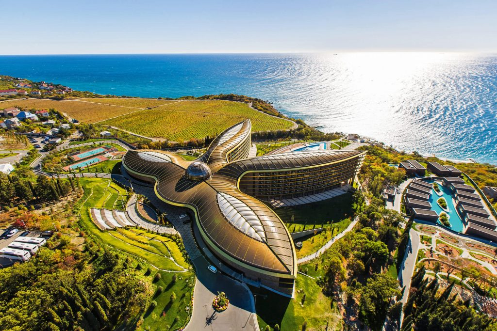 Санаторий «Mriya Resort & SPA»