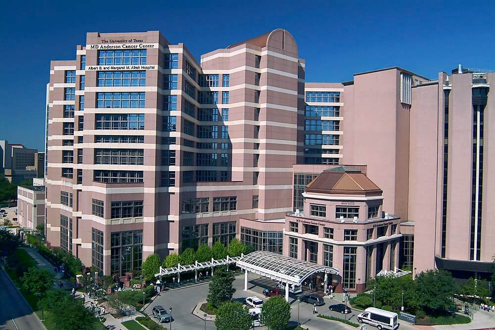 MD Anderson Cancer Center, Houston, Texas