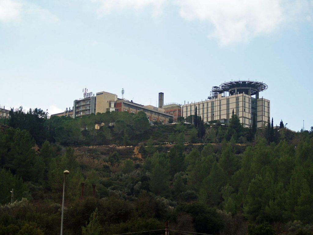 Hadassah Medical Ierusalem