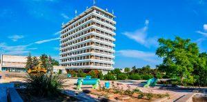 Health Resort Tavria Yevpatoriya