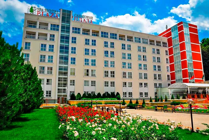 Plaza Medical & Spa Hotel Kislovodsk