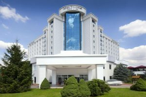 Отель Ikbal Thermal Hotel & SPA - Афьон (Турция)